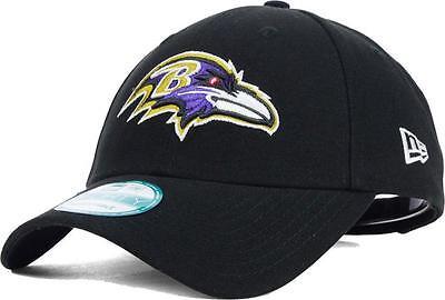 wholesale dealer 10911 69c72 New Era Baltimore Ravens the League NFL Velcroback 9forty Cap 940 Adjustable