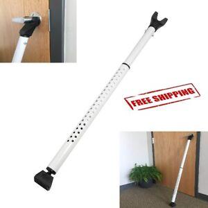Adjustable Door Security Bar Door Home Brace Safety Lock ...