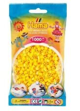Hama - 207-03 Sachet 1000 Perles à repasser Jaune