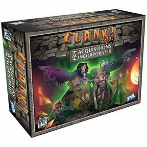 Clank! Legacy aquisições Incorporated