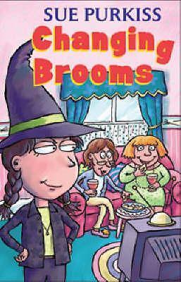 Changing Brooms von Sue Purkiss (2004, Taschenbuch)