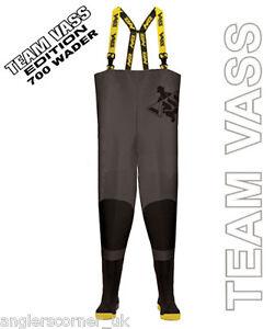 Team Vass Watstiefel - Vass-Tex 700E Schwerlast Wathose