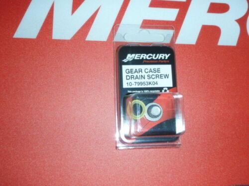 10-79953K04 Gear case drain screw by Mercury