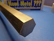 """1-1/4"""" x 24""""-Long C1018 Steel Hex  Bar-->1.250"""" 1018 Steel Hex"""