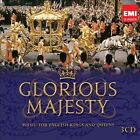 Glorious Majesty: Music for English Kings & Queens (CD, Apr-2012, 3 Discs, EMI Classics)