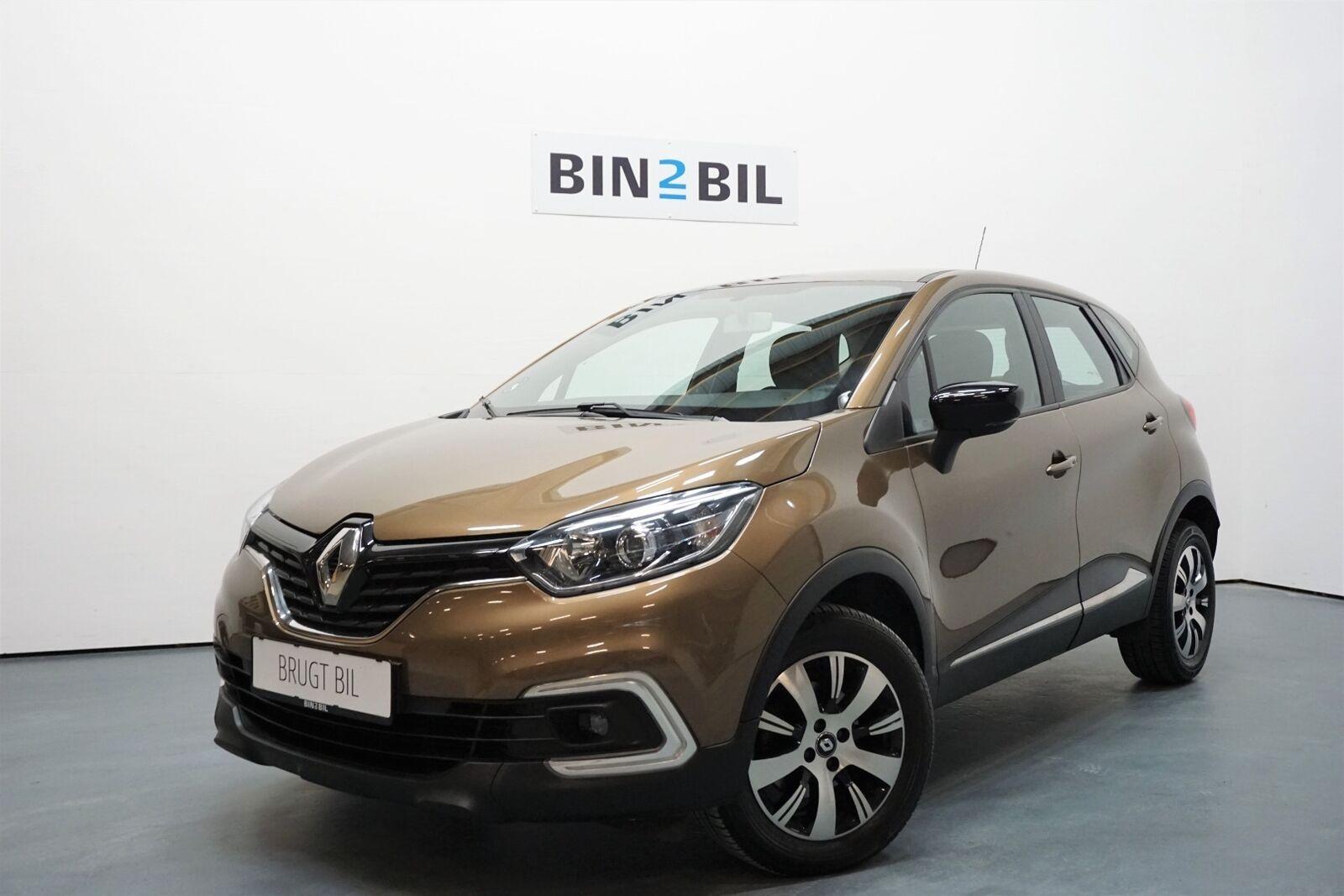 Renault Captur 1,5 dCi 90 Zen EDC 5d - 155.555 kr.