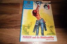 John D. Acton -- BUTLER PARKER und die MÄDCHENKILLER // Silber Krimi  # 888