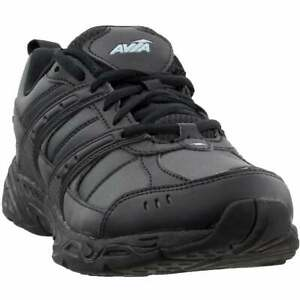 Avia-Peter-Casual-Shoes-Black-Mens