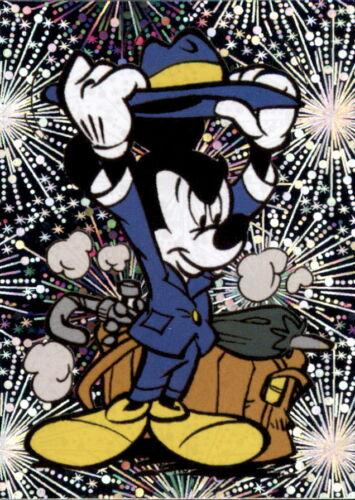 90 ans Mickey Panini Autocollant 231-Disney