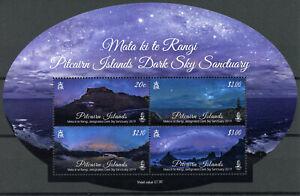 Pitcairn-Islands-2019-MNH-Dark-Sky-Sanctuary-Mata-Ki-Te-Rangi-4v-M-S-Stamps