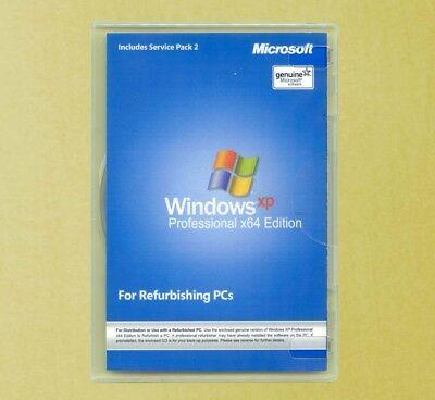 Windows XP Professional x64 Edition Full Version Disk ...