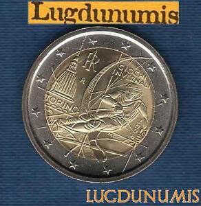 2-euro-Commemo-Italie-2006-Jeux-Olympique-de-Turin-Italia