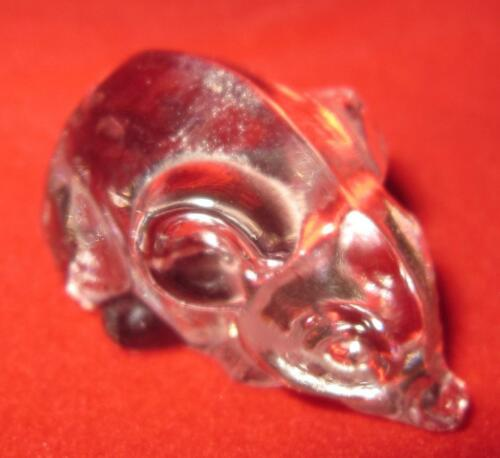 "Glass Mouse 1 12"" by 1"""