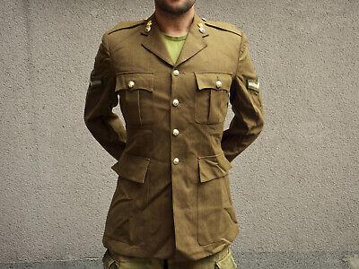 BRITISH ARMY NO.2 UNIFORM SHIRT TWO PACK LIMITED STOCK KHAKI GRADE 1