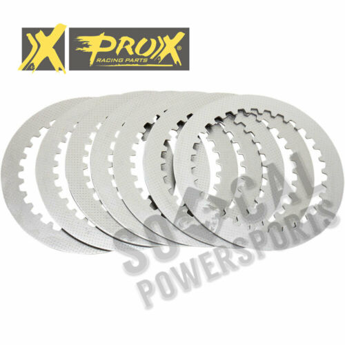 ProX Racing Parts 16.S23016 Steel Clutch Plate Set