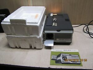 Bolex-Multimatic-Super-8-cartridge-cine-film-projector-seems-to-work-ok