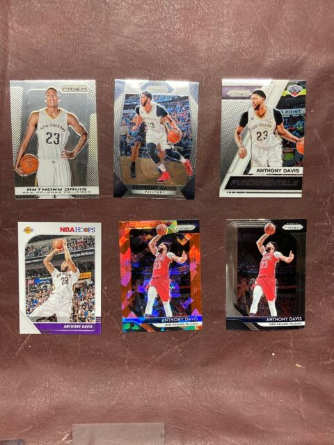 Anthony Davis Prizm lot (5) 2nd Year Rookie. Flawless Surfaces. Must Go 🔥5 Priz
