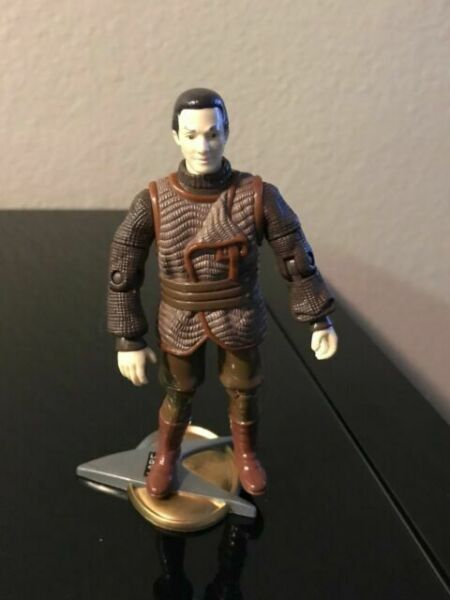 TNG Previews Exclusive Battle-Armor Lore Action Figure Diamond Select Star Trek