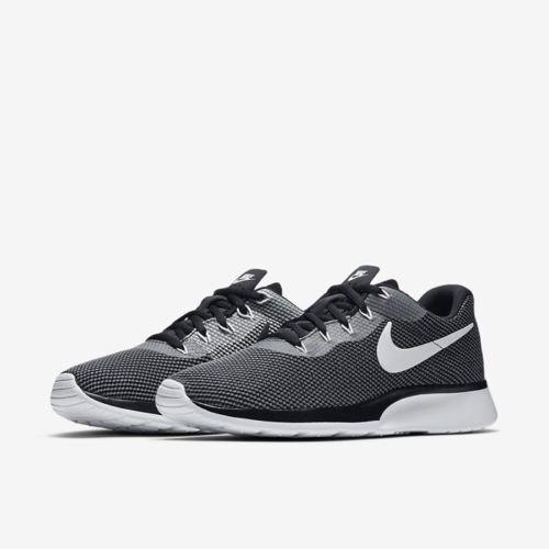 separation shoes 440e9 8fe4b ... real nike tanjun racer mens running shoes size 11.5 grey white black  921669 002 ebay 0ca29