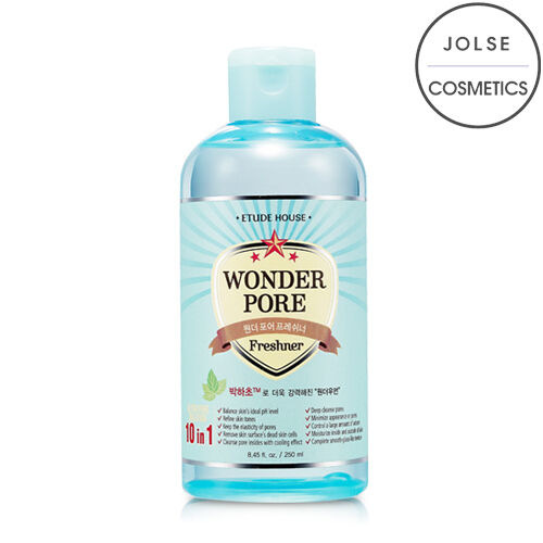 [Etude House] WONDER PORE Freshner 250ml Toner