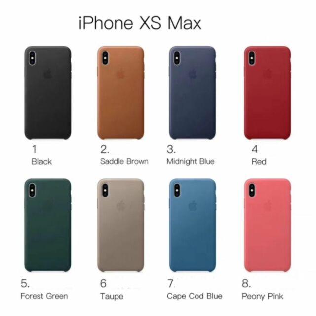 Flip Cover iPhone XS Max  Porsche Design