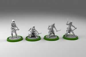 Unmatched sidekick 4 Outlaws pack for Robin Hood