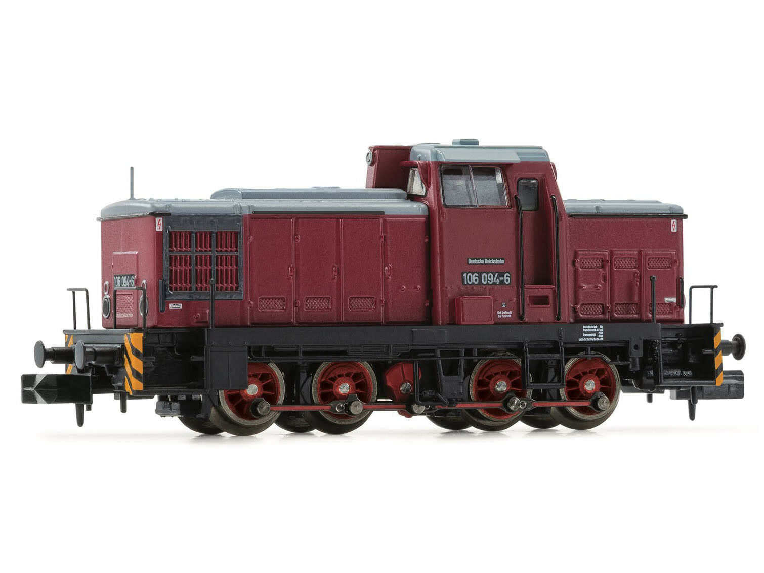 Arnold HN2267 - Diesellok BR106 DR Ep.IV - Spur N - NEU