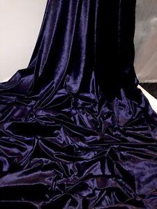 """1 mtr bright pink velour velvet fabric..58"""" wide 147cm upholstery,dress"""