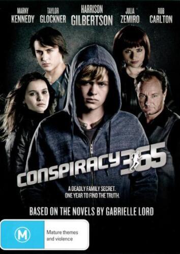 1 of 1 - Conspiracy 365 (DVD, 2012, 4-Disc Set)    dvd1337