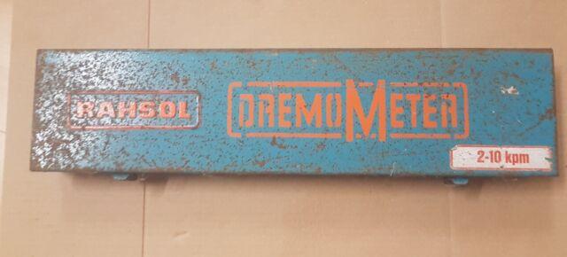 Rahsol Dremometer Type B 20 - 100 Nm  Drehmomentschlüssel