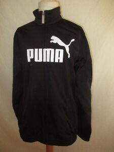 -jacke Sweatsuit Puma Schwarz Größe 14 Jahren Zu - 46%