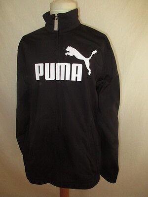 Audace Veste De Survêtement Puma Noir Taille 14 Ans à - 46% Essere Accorti In Materia Di Denaro