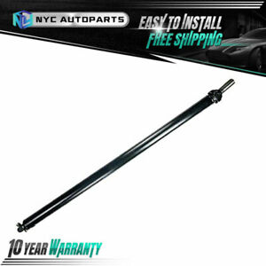 Bodeman 68 1//4 Brand New Rear Drive Shaft Prop Shaft Assembly for 2001 2002 2003 Chevy Silverado GMC Sierra 1500//2500 HD 4WD