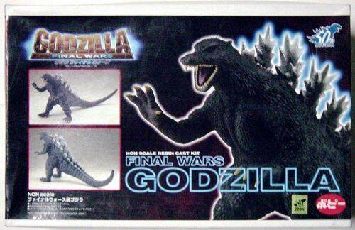 Popy Popy Popy B-Club Godzilla Final Wars Non Scale Resin Cast Kit from Japan F S 085