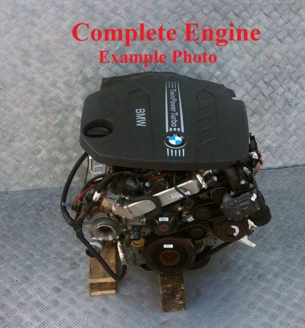 BMW serie 3 1 F20 F30 118d 318d N47N N47D20C nuevo garantía de sincronización de motor desnudo