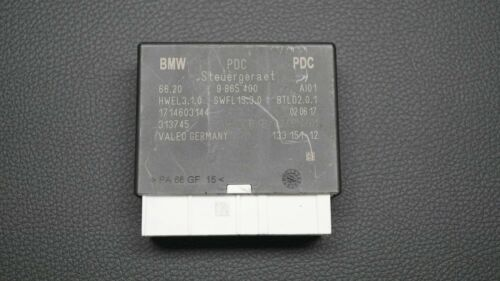 9865400 OEM BMW X1 X3 X4 X5 X6 F-SERIES i3 i8 MINI F45 F46 PDC PARKING MODULE