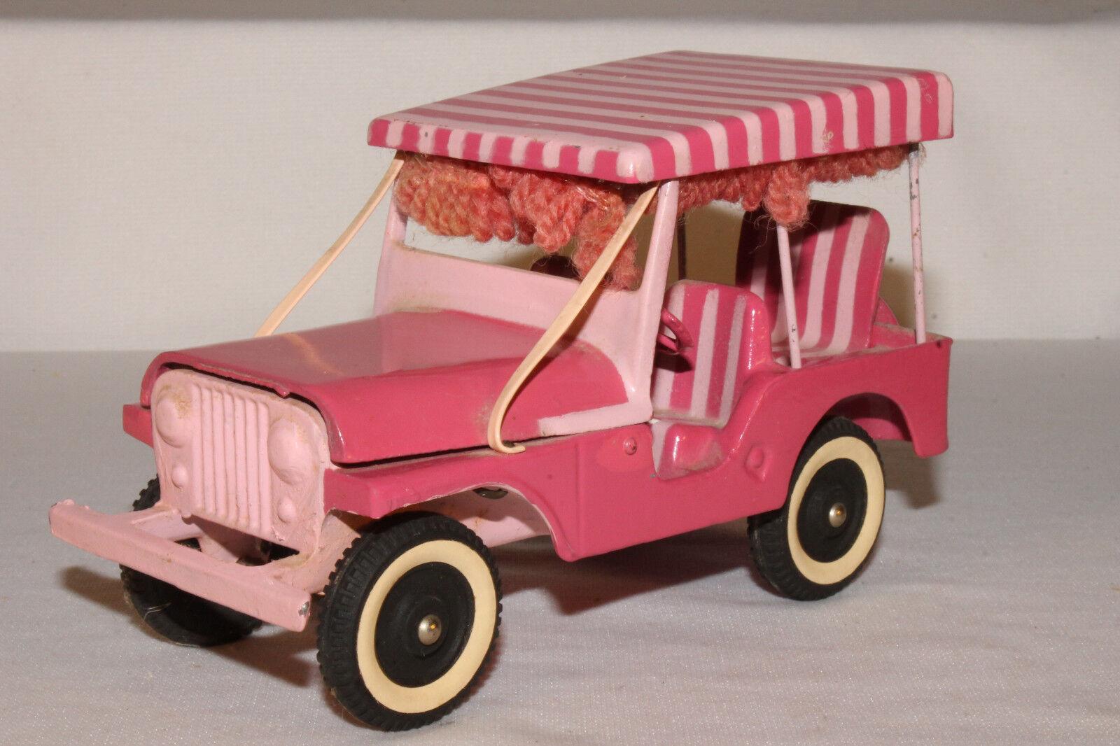 Accucast 1959 Willys Gala Jeep Promo, Surrey Top, Schön Original  3