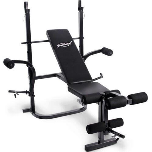 Multi Fonction Banc de musculation abdominaux Station de musculation schrägbank appareil de fitness