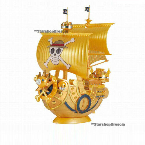 One Piece Película Oro Grand Ship Collection Mil Sunny Premiering Modelo Kit