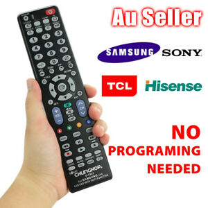 NO-PROGRAMMING-Universal-LCD-LED-3D-Smart-TV-Remote-for-Samsung-TCL-Hisense-Sony