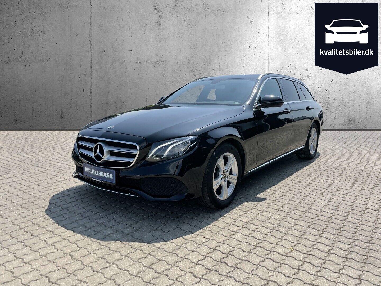 Mercedes E220 d 2,0 stc. aut. 5d - 379.900 kr.