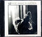 U2 Wide Awake in America CD NEW SEALED