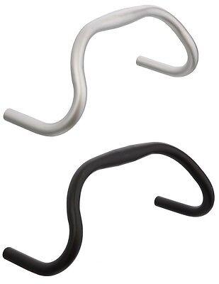 J/&L BULLHORN Bike Handlebar-fit FIXED GEAR//FIXIE/&Single Speed-25.4mm