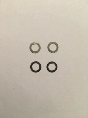 4 Stainless Steel Slotted Spacers Washers Bushings Leatherman Wave Charge Rebar