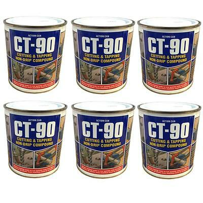 PACK OF 2 CT-90 Cutting /& Tapping Compound 480g drilling sawing threading