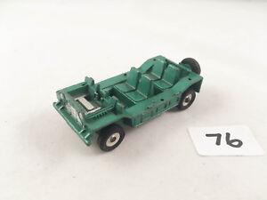 Rare Vintage Dinky 342 Austin Mini Moke Jeep 4x4 Diecast 1967 71