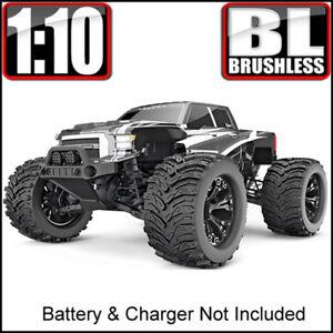 Redcat-Racing-Dukono-Pro-1-10-Electric-Brushless-4WD-RC-Monster-Truck-Gun-Metal