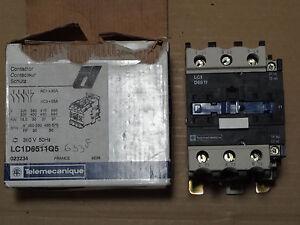 Contacteur-18-5-KW-a-37-kW-TELEMECANIQUE-LC1D6511-NEUF