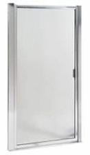 "MAAX® Pivot Shower Door Hammered Glass Pattern 64-1/2H x 28 To 32-1/2""W"