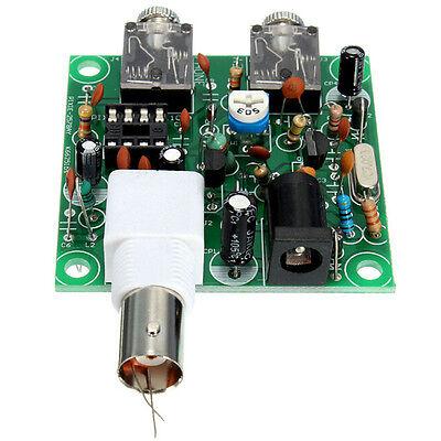 Assembled HAM RADIO 40M CW HF QRP Pixie Transmitter Receiver 7.023-7.026MHz DIY